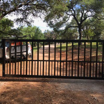swing gate 4