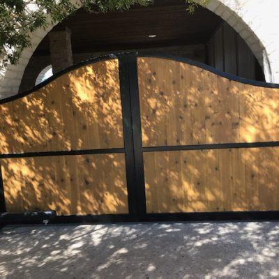 swing gate 6
